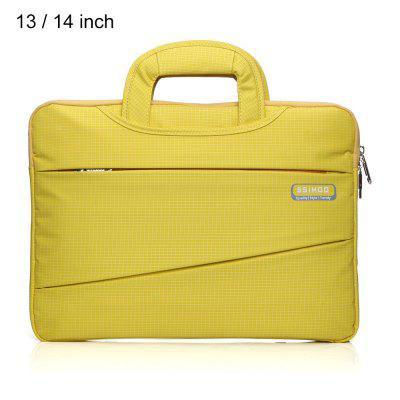 SSIMOO 2 in 1 Business Style Laptop Bag for MacBook 13 / 14 inch