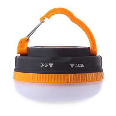 Outdoor Portable Campsite LED Light Lantern Lamp