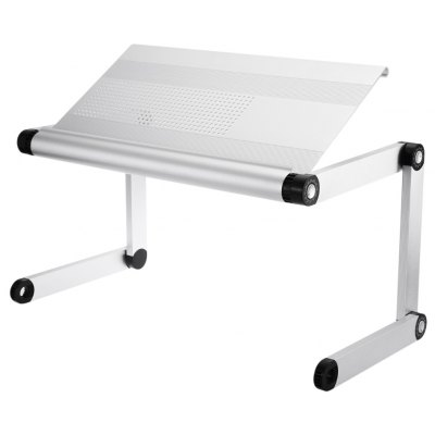 OMAX A6L Table de bureau portable portable pliante Support multifonctionnel ventilé