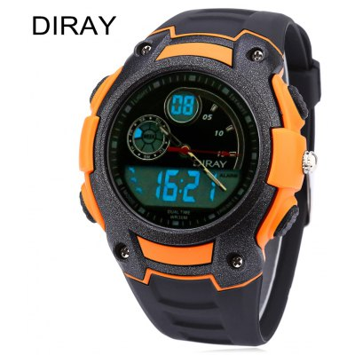 DIRAY DR - 327AD Kinder Dual Movt Uhr