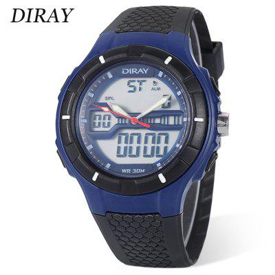 DIRAY DR - 333AD Kinder Dual Movt Uhr