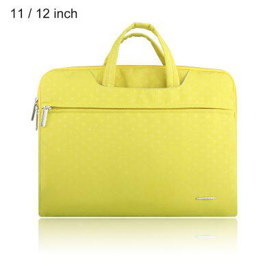 SSIMOO 2 in 1 Dot Pattern Sleeve for MacBook 11 / 12 inch