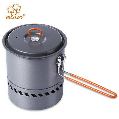 BULin Outdoor Quick Multitool Tableware Pot Pan