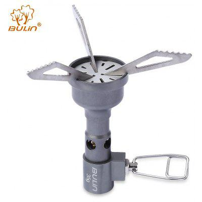 BULin Mini Hiking Camping Portable En alliage d'alliage de titane