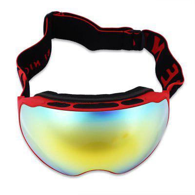 BENICE Unisex UV Protection Anti-fog Snowboarding Glasses