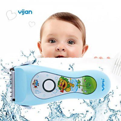 Yijan HK85S IPX7 Waterproof Kids Smart Hair Clipper