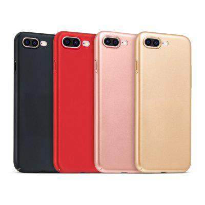 HOCO Solid Color PC Hard Case for iPhone 7 Plus xincuco thin pp hard phone case for iphone 7 4 7 orange