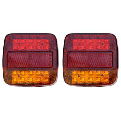 12V Trailer Tail Turn Signal Brake Number Plate Light Lamp