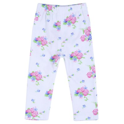 Infant Baby Girl Child Print Elastic Pants Leggings