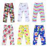 Infant Baby Girl Child Print Elastic Pants Leggings - BUTTERFLY SHAPE