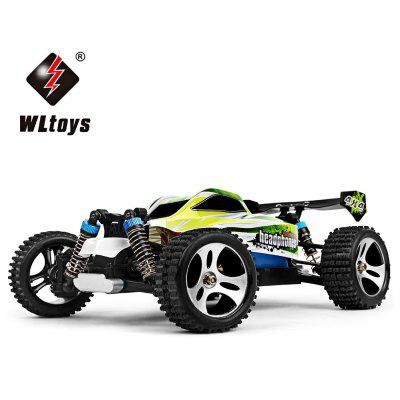 WLtoys A959 - B 1:18 Scale 2.4G 4WD RC Off-road Electric Car -  GREEN