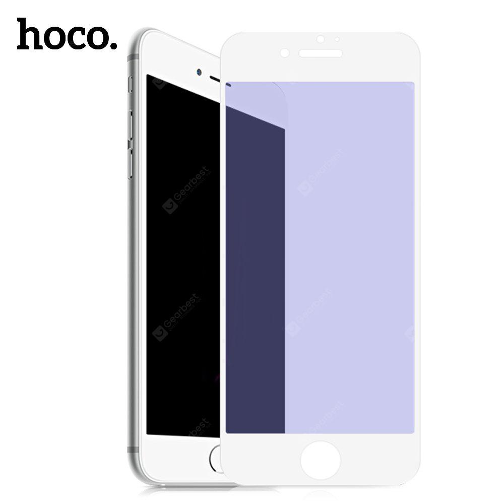HOCO PET anti-bleu Light Tempered Glass Film pour iPhone 7 Plus