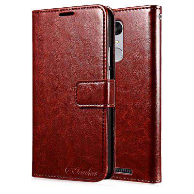Magnetic Card Slot Wallet Stand Leather Flip Case for Redmi Note 3
