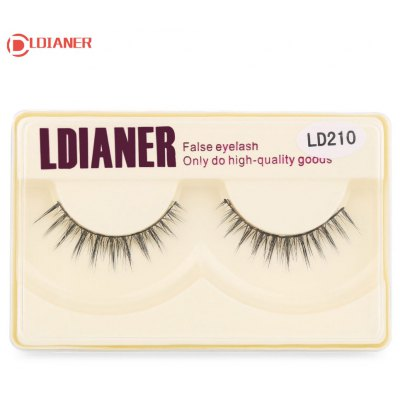 LDIANER Thick Long Makeup Fake Eyelashes