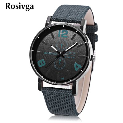 Rosivga 308 Unisex Quartz Watch
