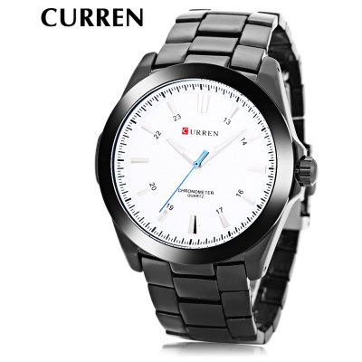 CURREN 8109 Montre Homme Quartz