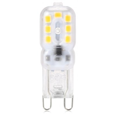 G9 220V 2.5W 200 - 250LM 14 ampoules lumières LED Dimmable