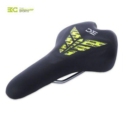 BaseCamp MTB Road Cycling Silicone Bike Soft Seat Saddle