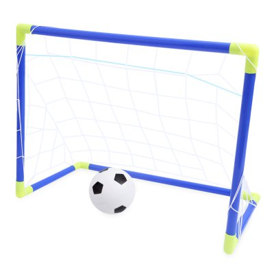 Anjanle Kids Portable Football Goal Net Set