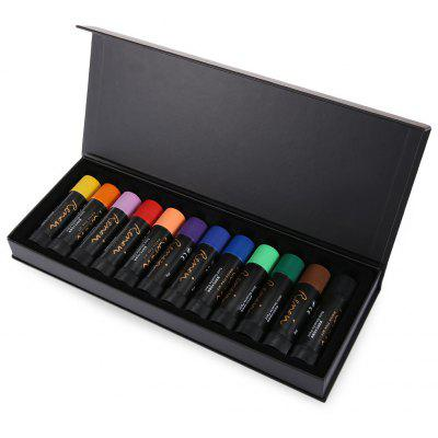 Marco Renoir 2508 12 Colors Rotatable Oil Painting Stick
