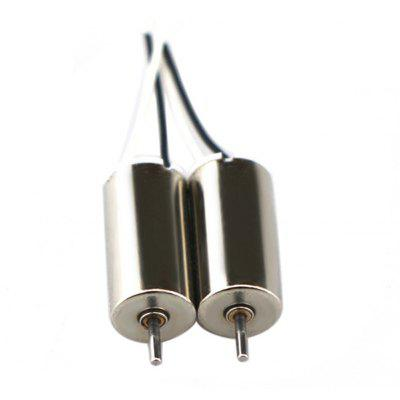 2pcs Cheerson CX - 10W - 06 CCW Motor for RC Drone