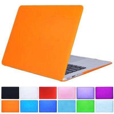 Buy ORANGE Frosted Protective Case for MacBook Pro Retina 13 inch for $3.62 in GearBest store
