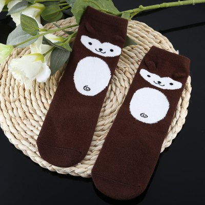 Baby Child Cartoon Animal Print Skid Resistant Elastic Socksbaby clothing accessories<br>Baby Child Cartoon Animal Print Skid Resistant Elastic Socks<br><br>Gender: Unisex<br>Item Type: Socks&amp;Tights<br>Material: Cotton Blend<br>Packabe Contents: 1 x Pair of Socks<br>Package size (L x W x H): 8.50 x 6.50 x 3.50 cm / 3.35 x 2.56 x 1.38 inches<br>Package weight: 0.036 kg<br>Pattern: Print<br>Product size (L x W x H): 12.00 x 7.30 x 16.00 cm / 4.72 x 2.87 x 6.3 inches<br>Product weight: 0.025 kg<br>Season: Summer, Autumn, Spring, Winter<br>Style: Sweet<br>Suitable Age: 3-6 months