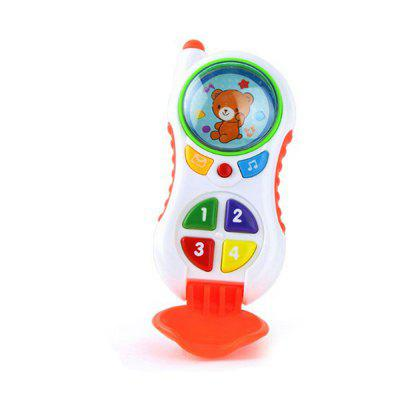 Baby Simulation Music Phone Developmental Learning Toy