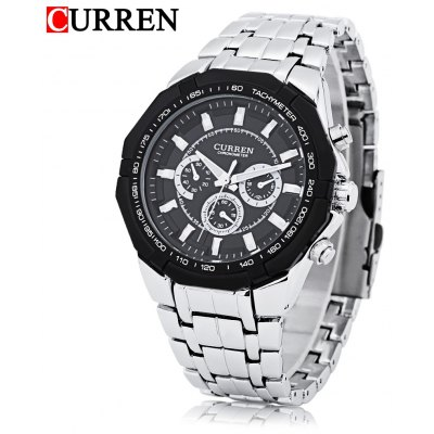 Curren 8084 Male Quartz Watch