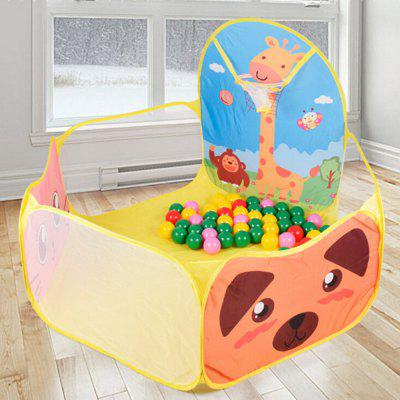 Foldable Funny Ocean Ball Pit Pool Tent Kids Play Set Toy