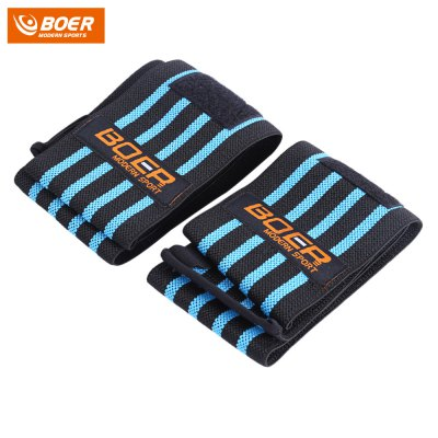 BOER Pair of Male Female Useful Wrist Support Brace