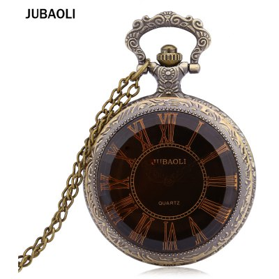 JUBAOLI 1154 Pocket Quartz Watch