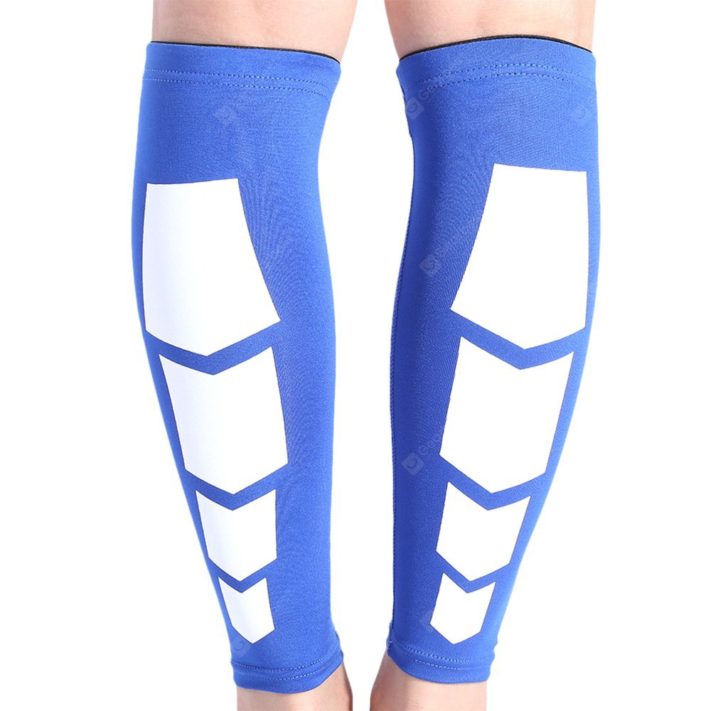 Paired Sports Safety Leg Calf Compression Sleeves Protector