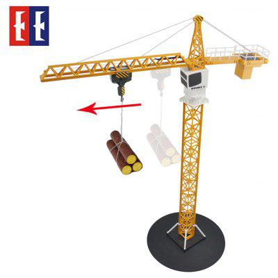 DoubleE E563 - 003 2.4G Remote Control RC Tower Crane