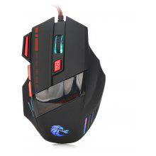HXSJ H200 3200DPI Wired Optical Gaming Mouse