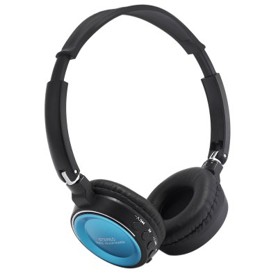 BT - 823 Bluetooth Support TF Card Headphone