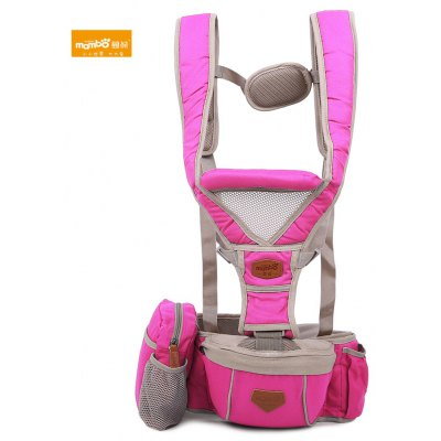 Mambobaby Multifunctional Hip Seat Carrier Waist Stool with Bag