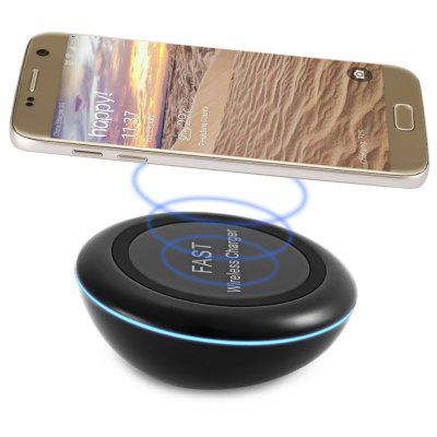 QC 2.0 Qi Wireless Fast Charger for Qi-enabled Devices