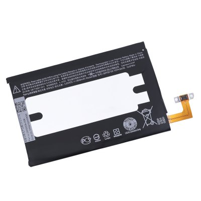 BOPGE100 2840mAh Li-ion Battery Fitting for HTC One M9Mobile Phone Parts<br>BOPGE100 2840mAh Li-ion Battery Fitting for HTC One M9<br><br>Package Contents: 1 x Replacement Li-ion Battery<br>Package Size(L x W x H): 7.00 x 10.00 x 1.00 cm / 2.76 x 3.94 x 0.39 inches<br>Package weight: 0.065 kg<br>Product Size(L x W x H): 6.30 x 9.30 x 0.25 cm / 2.48 x 3.66 x 0.1 inches<br>Product weight: 0.044 kg