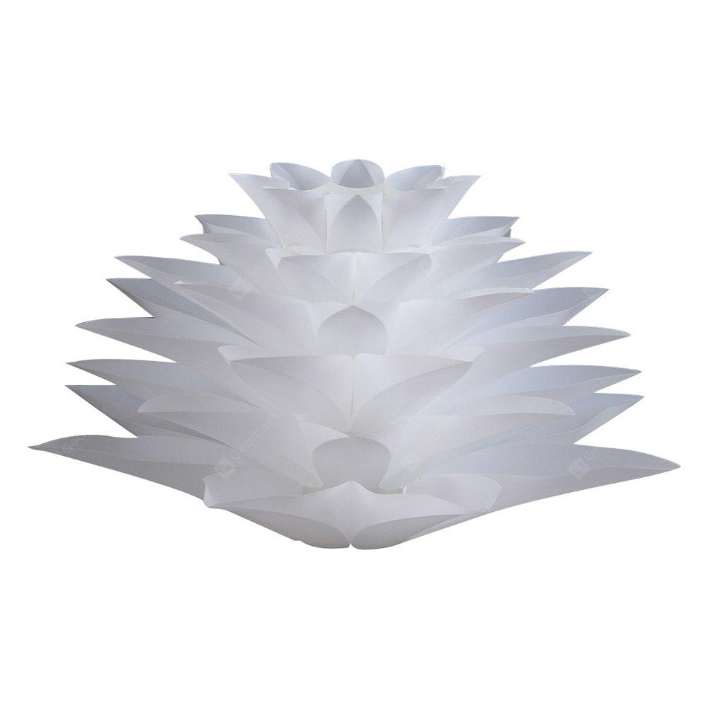 YouOKLight DIY Lotus Shaped Chandelier Ceiling Pendant Lampshade