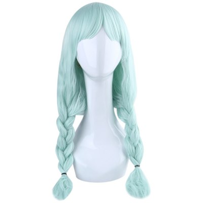 Harajuku Long Loose Shaggy Perm Fluffy Curly Wigs