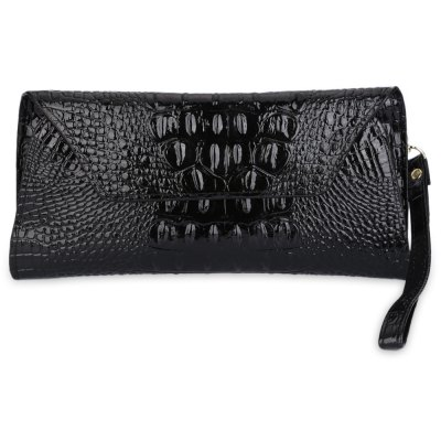 Guapabien Wrist Wallet Clutch Card Holder Phone Pocket
