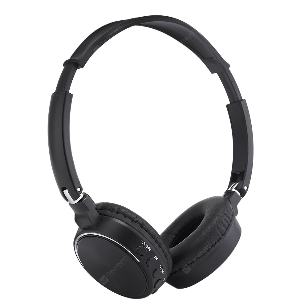 BT - 815 Bluetooth V3.0 Support TF Card Headphone