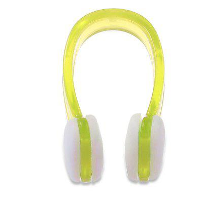 Unisex Soft Silicone Nose Clip for Swimming Diving