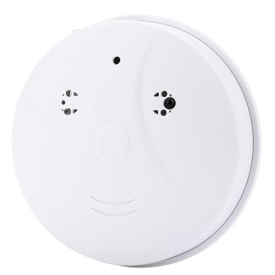 MC37 Video Record 720P Camera Smoke Detector
