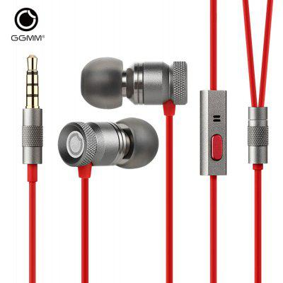 GGMM EJ101 Nightingale In-ear Dynamic Stereo Earphones
