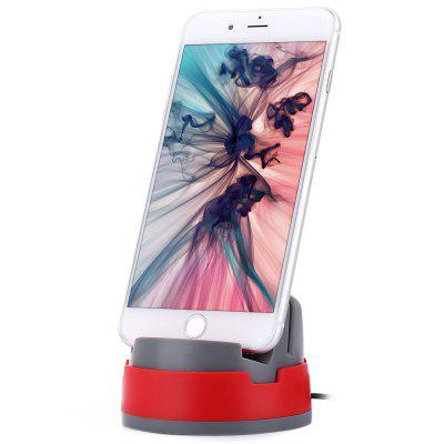 360 Degree Rotating Dock Cradle Charging Station for iPhone