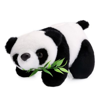 18cm Stuffed Cute Mini Simulation Panda Plush Doll Toy