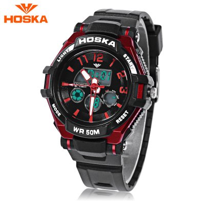 HOSKA HD028S Children Dual Movt Watch