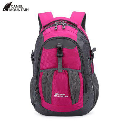 CAMEL MOUNTAIN CM661 - 1 35L Water Resistant Backpack